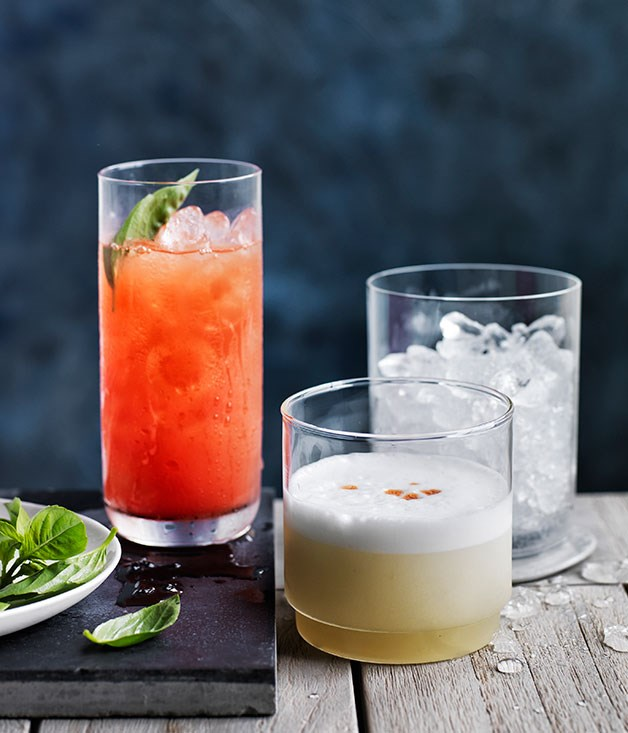 Grilled Watermelon Cooler