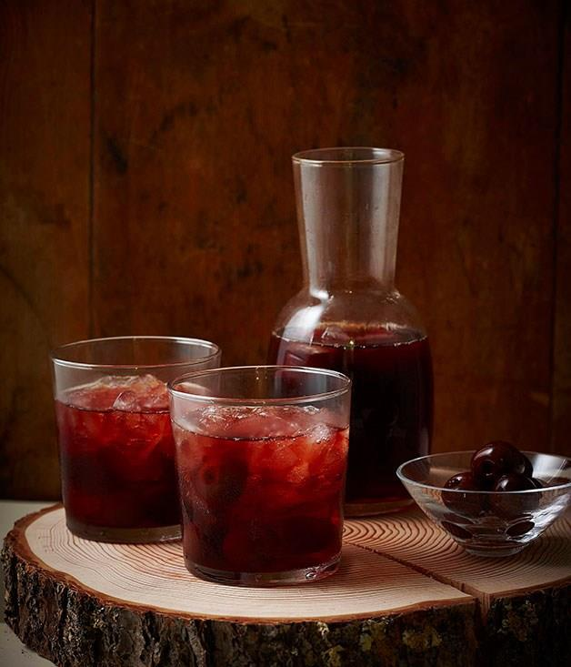 "[**Cherry Negroni**](https://www.gourmettraveller.com.au/news/drinks-news/signature-drink-pilus-cherry-negroni-6487|target=""_blank"")"