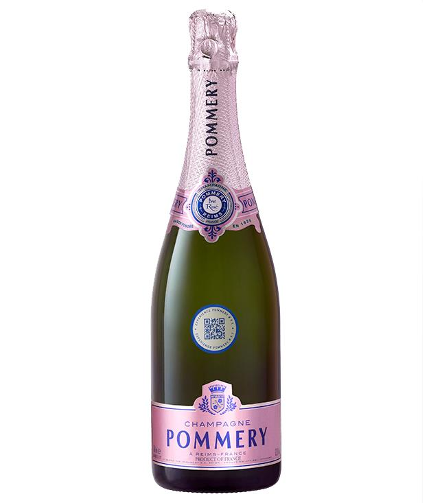 "**Champagne Pommery Brut Rosé NV** It wouldn't be Valentine's Day without bubbles, right? This Brut Rosé NV from the house of [Pommery](http://www.vrankenpommery.com.au/ ""Vranken Pommery"") is sure to up the romance at apéritif hour. Matching flowers optional. _$89.99_"