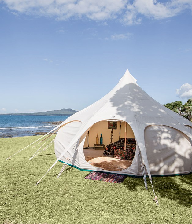 "**Lotus Belle tents** It doesn't get more romantic than a night under the stars. Until there's a [Lotus Belle tent](http://www.lotusbelle.com.au/products/lotus-belle-tent-4-metre ""Lotus Belle"") involved, that is. This lavish tent comes in the shape of a lotus blossom with four metres of width and three metres of height to keep the lions, tigers and bears at bay. _From $1,950._"