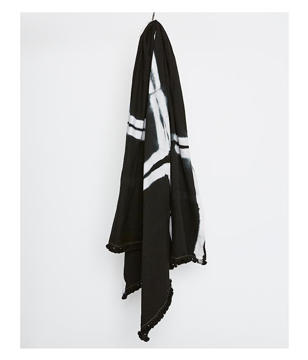 "**Check-dyed Cottesloe beach towel by Jac and Jack** This hand-dyed, 100 per cent organic cotton beach towel from masters of laid-back cool [Jac and Jack](http://jacandjack.com/womens-fashion/beach-towels/check-dyed-cottesloe-beach-towel-black.html ""Jac and Jack"") is the perfect accessory on your next beach or picnic date. _$180_"