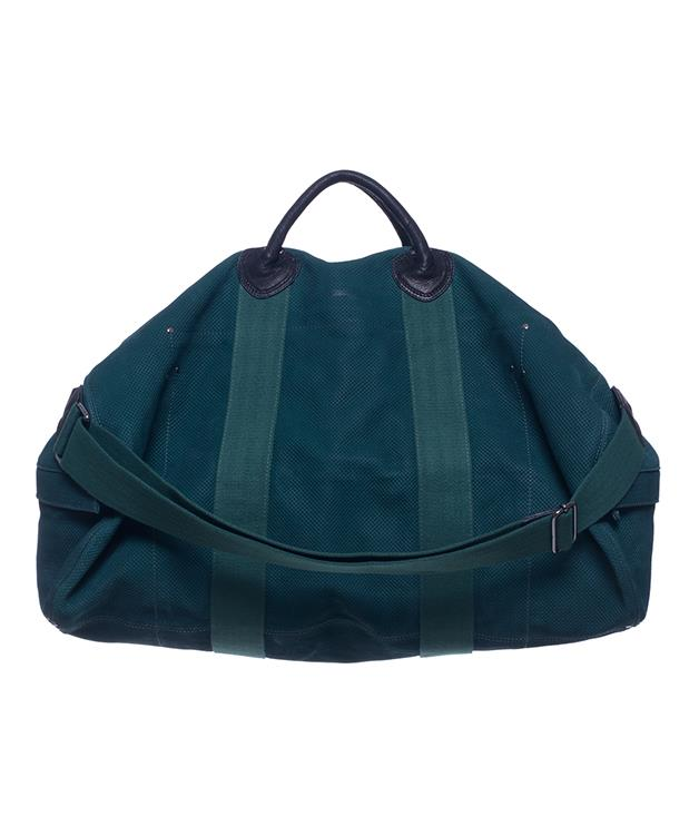 "**Jerome Dreyfuss Arnaud L bag** Whether it's a quick getaway or a business trip overseas, this teal weekender bag by [Jerome Dreyfuss](http://www.jerome-dreyfuss.com ""Jerome Dreyfuss"") packs some serious style punch for the  man on the move. _$1,890_"