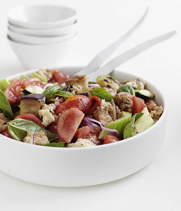 Gourmet vegetable salad recipes - Food salad recipes