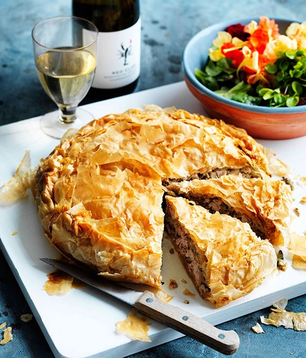 **Kotopita (Chicken Pie)**