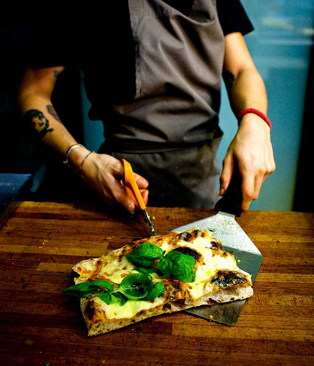 Pizzarium, Rome is part of the new-wave of Italian pizzerias