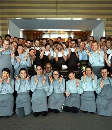 Noma at Mandarin Oriental, Tokyo recap