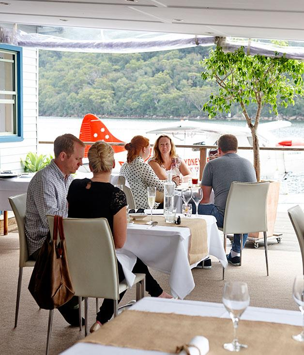 **Cottage Point Inn** Just outside Sydney, on the banks of the Hawkesbury River, sits [Cottage Point Inn](http://www.cottagepointinn.com.au): a restaurant serving some of the region's most exciting food (warm ratatouille salad with vegetables slow-roasted in salted butter, say, or wagyu rump cap with shaved foie gras, marinated brown mushrooms, roast onion, lemon purée and blackberries, perhaps) with surrounds to make you instantly forget you're only an hour out of town.