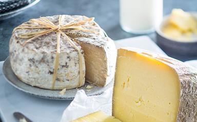 Raw milk cheese in Australia