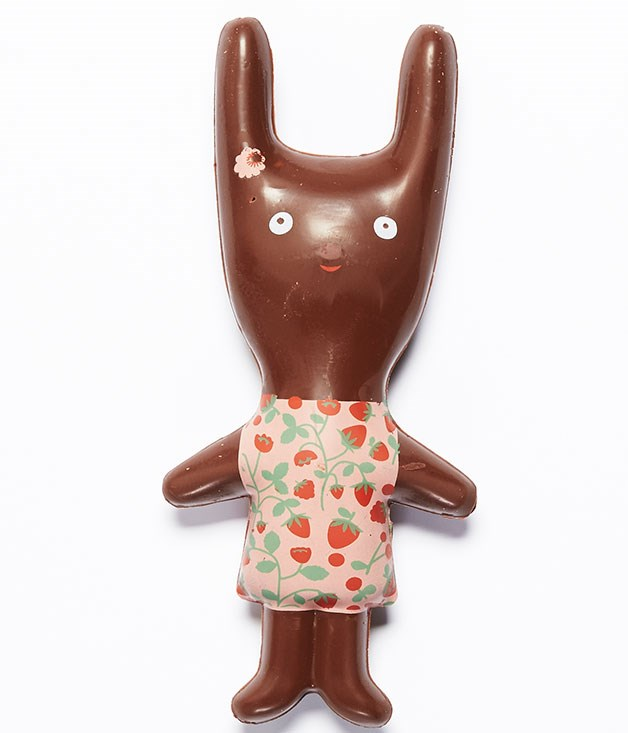 "**Milk Chocolate Rabbit** This Miffy-inspired, long-eared treat is equal parts quirk and delicious. _Milk, white or dark chocolate rabbit, $16.95, [simonjohnson.com](http://www.simonjohnson.com ""Simon Johnson"")_"