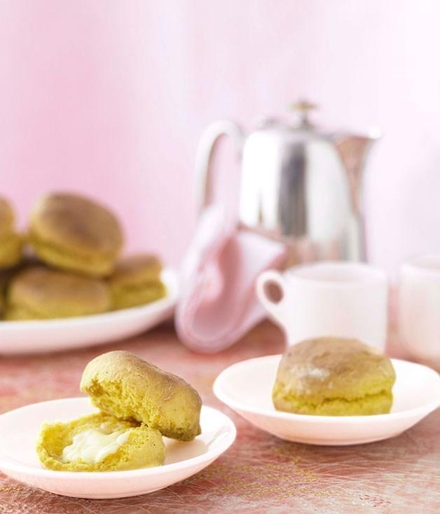 "[**Pumpkin scones**](https://www.gourmettraveller.com.au/recipes/browse-all/pumpkin-scones-8689|target=""_blank"")"