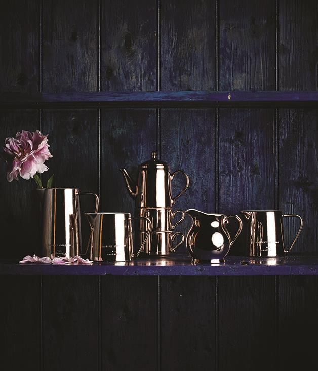 """**Robert Gordon Jug** There's something about that rose-gold coppery hue that makes an occasion special - and a jug from[Robert Gordon](http://www.robertgordonaustralia.com/ """"Robert Gordon"""")will look fabulous on the table next time mum is entertaining._$34.95_"""