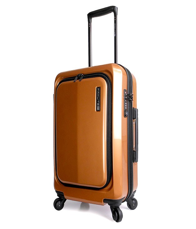 "**Paklite Cabin Case** Whether she's taking off on a Parisian shopping spree, a trans-Atlantic cruise or a canal trip in Amsterdam, the lightweight ""Altitude"" carry-all from [Paklite](http://www.paklite.com.au/ ""Paklite"") will help put any pre-holiday packing worries to rest. There's even a front pocket so she has easy access to her electronics and passport. _$239_"