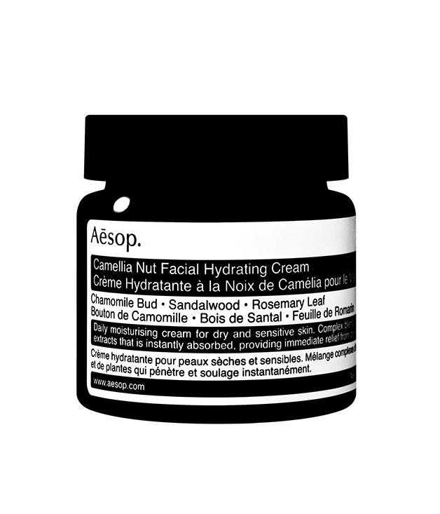 """**Aesop Camellia Nut Moisturiser** Help mum maintain her summer radiance with[Aesop's](http://www.aesop.com/au/camellia-nut-facial-hydrating-cream-2.html """"Aesop"""")range ofhydrating creams. We love the camellia nut moisturiser: light enough for day-wear, rich enough to feel utterly indulgent._60ml $49, 120ml $67_"""