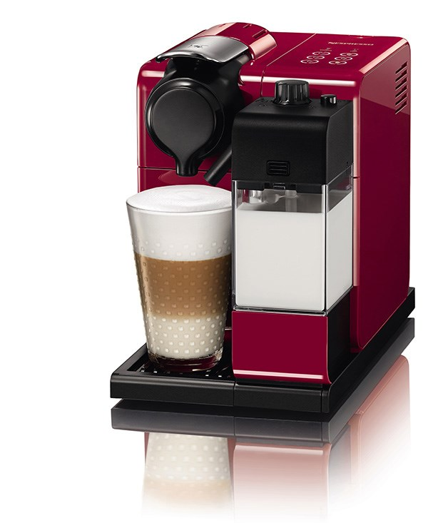 "**Nespresso Lattissima Touch Machine** For the woman who likes her coffee a little more party-latte, what better piece of kit than the Lattissima Touch from [Nespresso](https://www.nespresso.com/au/en/product/lattissima-touch-glam-white-EN550W ""Nespresso"") \- replete with new milk froth features. _$649_"