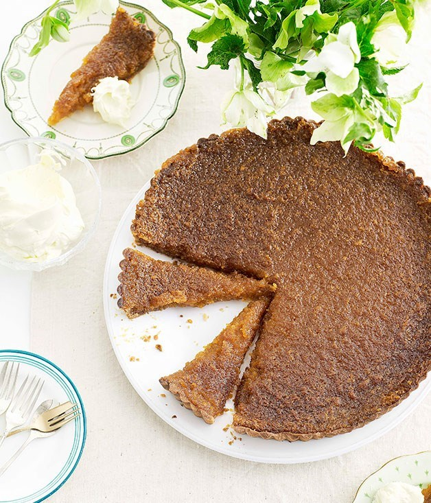 **Treacle tart**