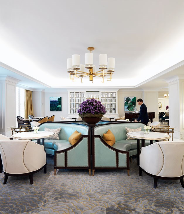 **Hotel of the Year** When the Langham Group took over Sydney's landmark Observatory Hotel in 2012, and then closed it for a major makeover midway through last year, no one knew quite what to expect. Now we do. Langham took a $30 million wrecking ball to the Observatory's 21-year-old interiors to create a precious gem of a hotel that is remarkable for the imagination behind its transformation, the precision of its finishes, the attentiveness of staff, and the effortless comfort of guestrooms and public areas. This is a hotel with real personality, too, from its inner harbour views to the bold Australian art adorning its walls (including no fewer than seven Sidney Nolans). The Observatory is dead. Long live the [Langham](http://www.langhamhotels.com).