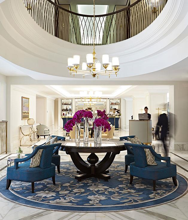 **New Hotel of the Year** A great international city like Sydney desperately needs some fabulous new hotels and the new Langham delivers on so many levels. The attention to detail is exquisite - from the lemon parmesan olives served in silver bowls to the custom-designed furniture, lighting, carpets and beds. From the outset, service has been impressively suave. The [Langham](http://www.langhamhotels.com) Sydney's overnight success is a tribute to the hard work and sharp eye of general manager Sonia Lefevre. She oversaw every stage of the transformation and now ensures the experience more than lives up to expectations. Brava.