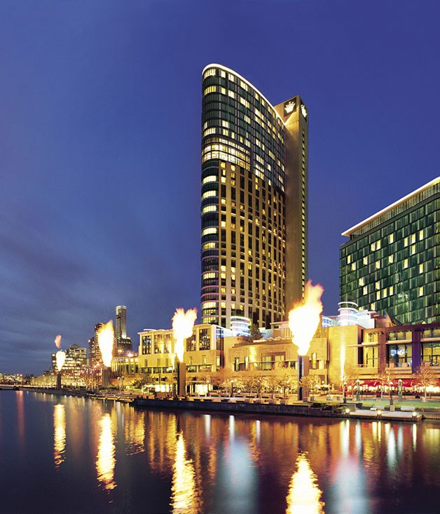**Large Hotel of the Year** There is no hotel quite like Melbourne's [Crown Towers](http://www.crownmelbourne.com.au). Fuelled by the takings of its casino, this glossy, glamorous riverside tower is home to late-model capitalism in high gear. With 33 floors of luxe yet understated opulence, it's a pleasure-den world of its own, where no request is too outlandish, no appetite is left wanting and where no expense has been spared. It's a triumph of the more-is-more philosophy.