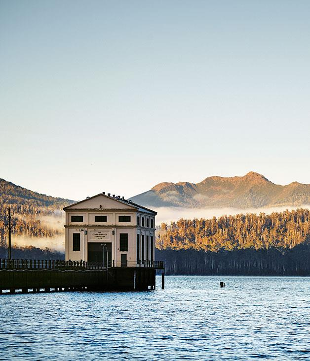 **Regional Hotel of the Year** [Pumphouse Point](http://www.pumphousepoint.com.au) is our Regional Hotel of the Year because it's a uniquely magical place to stay in a precious part of the world. And that's something worth celebrating. Originally conceived by developer Simon Currant as an extravagant five-star resort, when it opened in January this small, remote complex of whimsical former hydroelectric buildings was revealed as a comfortable but pared-back 18-room hotel. The emphasis here is firmly on the environment - gorgeous, untamed, ethereal - and the experiences within this World Heritage wilderness.