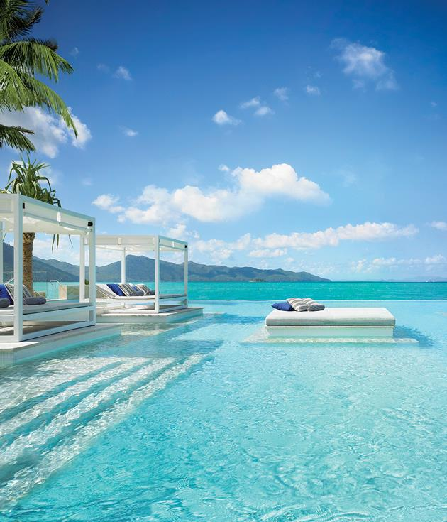 **Hayman Island, Qld** Fresh from its multi-million dollar makeover, the elite One&Only[Hayman Island](http://www.Hayman.oneandonlyresorts.com)now shimmers with poolside cabanas and daybeds and an all-new Pool Wing that promises suite dreams.