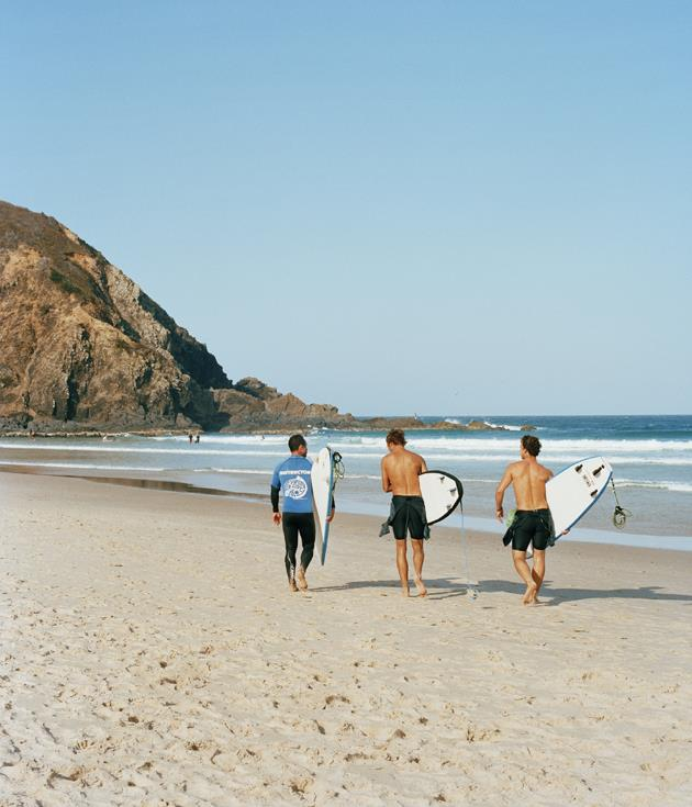 **Byron Bay, NSW** Any time is a great time to bask in[Byron's](http://www.Visitbyronbay.com)feel-good vibe. But in winter, the crowds thin, beach life is more chilled and surfers are rewarded with bigger swells. Oh, and the biggest thrill of all - it's whale season.