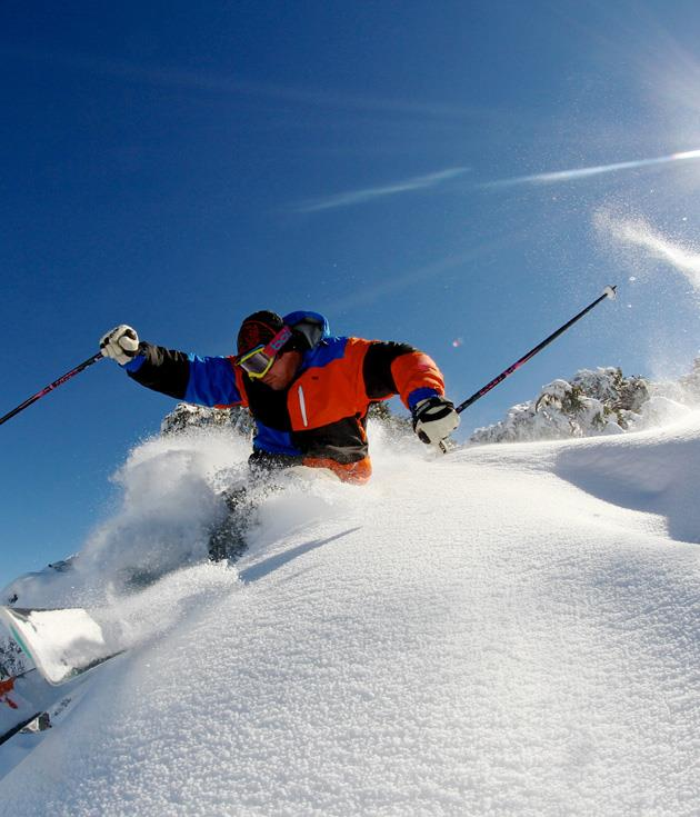 **Falls Creek, Vic** The warm heart of Victoria's alpine region comes alive in the cold with 65km of cross country trails, terrific accommodation at the likes of QT[Falls Creek](http://www.Skifalls.com.au)and no shortage of après-ski options.