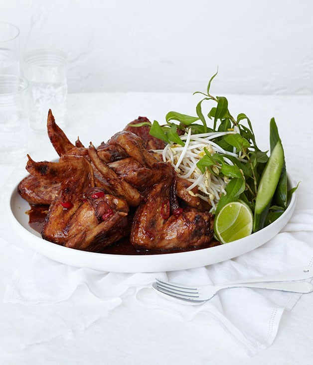 **Vietnamese chicken wings**