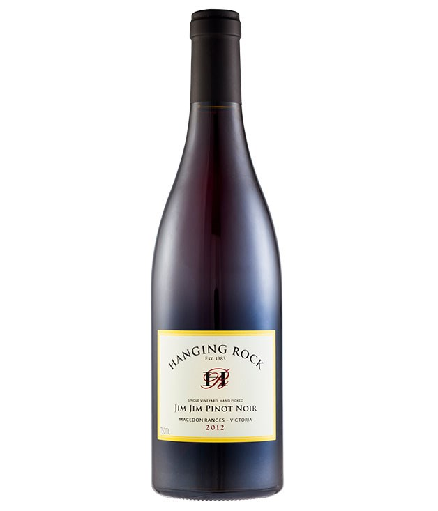 "**2012 Hanging Rock Jim Jim Pinot Noir, Macedon Ranges, Vic, $50** At a time when many pinot makers are chasing elegance and finesse, there's something deliciously old-fashioned about this fuller-bodied, rather sumptuous example: spicy, black-fruity, earthy and wonderful with roast duck.   [hangingrock.com.au](http://www.hangingrock.com.au ""Hanging Rock"")"