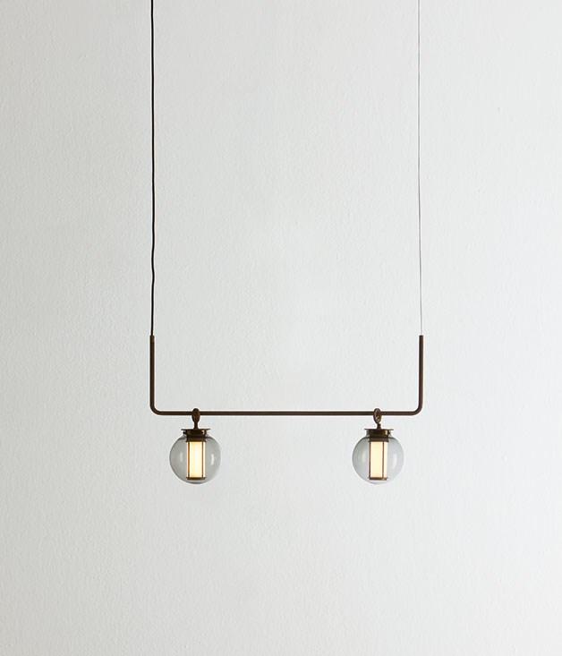 """**BAI pendant** Parachilna BAI pendant $5759.65 from [Ke-zu](http://www.kezu.com.au """"Ke-zu"""")."""