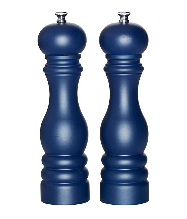 "**Salt and pepper mills** Peugeot Paris salt and pepper mills, $64, from [Williams-Sonoma](http://www.williams-sonoma.com.au ""Williams-Sonoma"")."