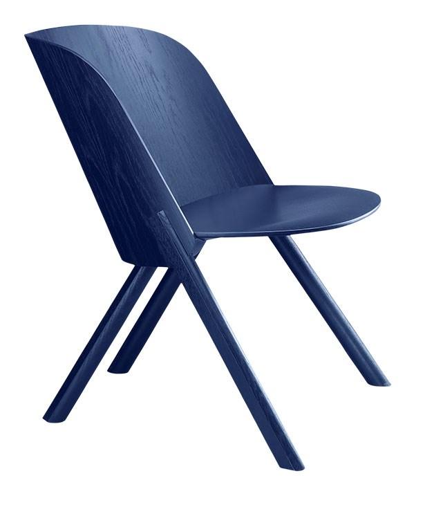 "**Navy chair** E15 ""EC05 That"" chair in navy, $903, from [Living Edge](http://www.livingedge.com.au ""Living Edge"")."