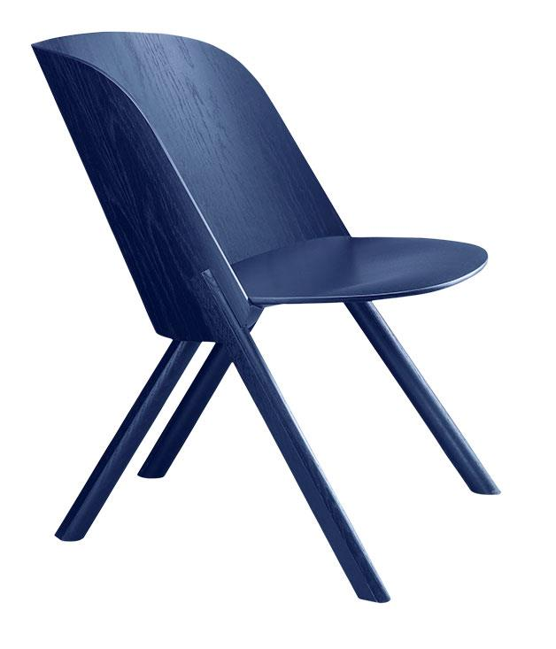"**Navy chair** E15 ""EC05 That"" chair in navy, $903, from [Living Edge](http://www.livingedge.com.au ""Living Edge"")."