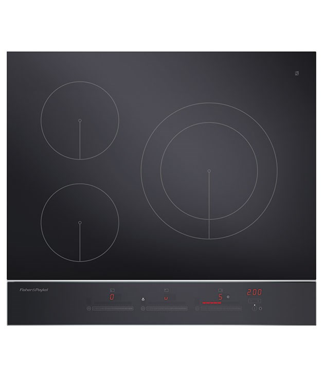"**Fisher & Paykel Three-Zone 60cm induction cooktop C1603DTB2** This newly released induction cooktop features rapid heating, a flat easy-clean frameless glass surface, pan-detection system, and touch-and-slide electronic controls. [Fisher & Paykel](http://www.fisherpaykel.com/au ""Fisher & Paykel""), $1849"