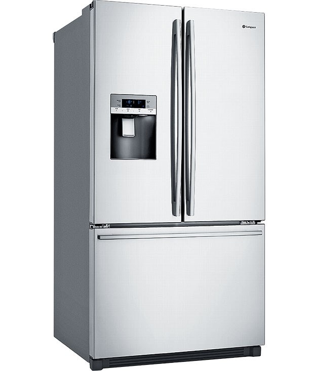 "**Westinghouse French door refrigerator WHE7670SA** The perfect size for families, this fridge has a 762-litre capacity, an ice and water dispenser, humidity-controlled crispers and electronic touch controls. [Domayne](http://www.domayne.com.au ""Domayne""), $2799"