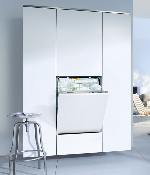 "**Miele fully-integrated dishwasher G6995 SCVi XXL K20 AUS** This clever and stylish 60cm model has a handle-free motorised door that automatically opens at the end of the cycle so all items are completely dry. It also has a 3.5-star energy rating and 5.5-star WELS rating. [Miele](http://www.mieleshop.com.au ""Miele""), $4299, 1300 464 353"
