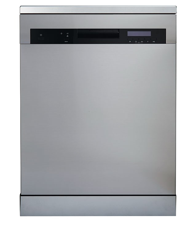 "**De'Longhi freestanding dishwasher DEDW650S** Good looks and quiet operation define this model. It's energy efficient, too, with a 3.5-star energy rating and 5-star WELS rating. It also features a durable, brushless motor and separate cutlery tray. [De'Longhi](http://www.delonghi.com/en-au ""De'Longhi""), $1199, 1800 126 659,"