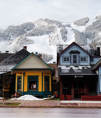 Aspen and Crested Butte, Colorado