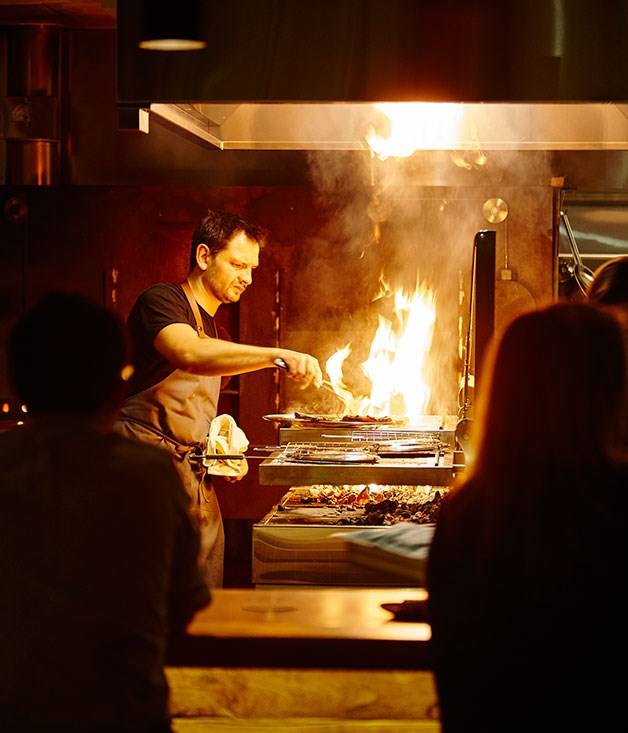 "**Best New Talent nominee** **Lennox Hastie, Firedoor, Sydney**   Cooking with fire connotes all kinds of rusticity. Step into [Firedoor](/{localLink:35120} ""Firedoor, Sydney restaurant review""), though, and Lennox Hastie will turn those preconceptions on their heads. As a wielder of the flame, his signatures are precision and subtlety. His highly considered cuisine is light, tight and like nothing anyone else is doing in the country. He has moved the goalposts for how good grilling can be, regardless of whether it's scary-fresh seafood, ultra-aged steak or plain old greens.      **IN SHORT** A new kind of delicious born from the oldest of cooking traditions."