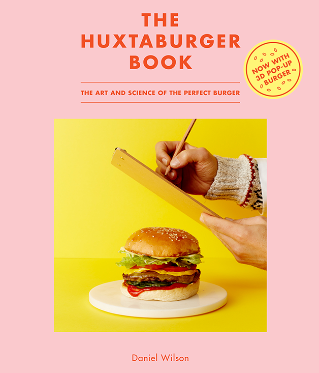 **THE HUXTABURGER BOOK BY DANIEL WILSON** Now that he's got the goods, here's a little inspiration to help Dad master the art of burger making with tips, tricks and delicious pics from Melbourne's real-life burger king [Daniel Wilson](http://www.cooked.com.au). $29.95