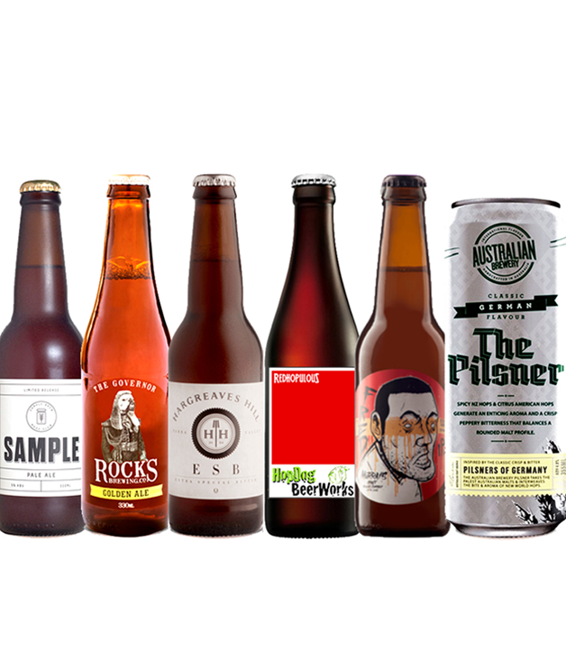 **HOPS & CRAFT FATHER'S DAY AUSTRALIAN CRAFT BEER GIFT** Nothing compares to the time you spend together. The fine folks at Sydney-based [Hops & Craft](http://hopsandcraft.com) have hand-picked their favourite boutique brews for Dad, so you can crack open a cold one and let the good times roll. $59.95