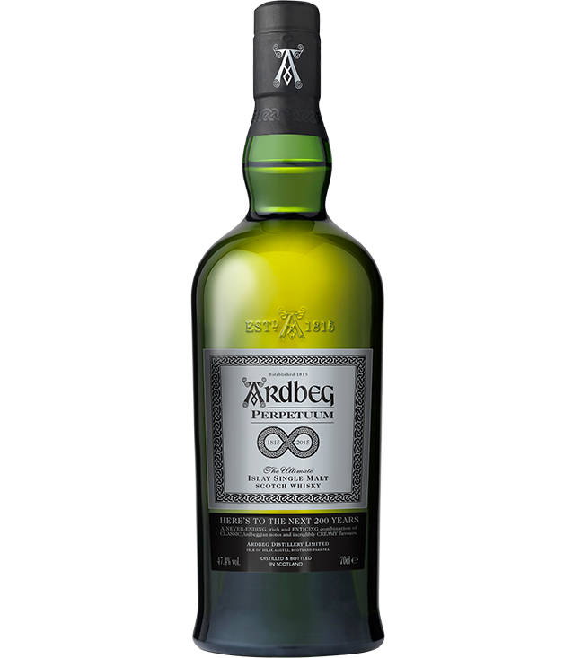 **ARDBEG PERPETUUM WHISKY** For the man with a taste for single malts, [Ardbeg's](http://www.moet-hennessy-collection.com.au) 200th anniversary Perpetuum release is a timeless choice to toast an end to the day's festivities. $169
