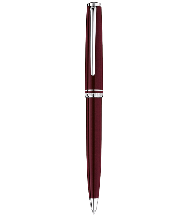 **MONTBLANC CRUISE COLLECTION BORDEAUX PEN** If he's a fan of classics, invest in a piece that will never go out of style. This timeless [Montblanc](http://www.montblanc.com/) platinum-accented ballpoint pen will help him leave a lasting impression. $290