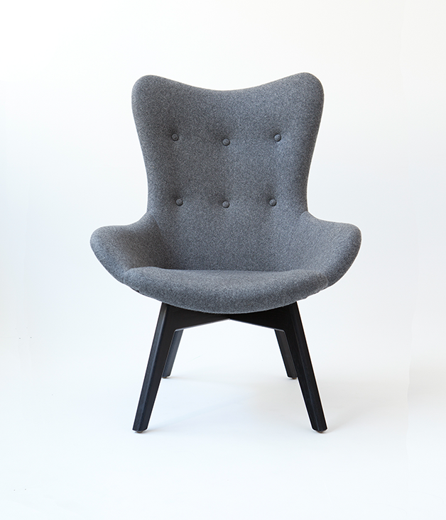 **SOMETHING BEGINNING WITH JAC CHAIR** Every king needs a throne. [Something Beginning With](https://www.somethingbeginningwith.com.au) JAC chair. $2,300