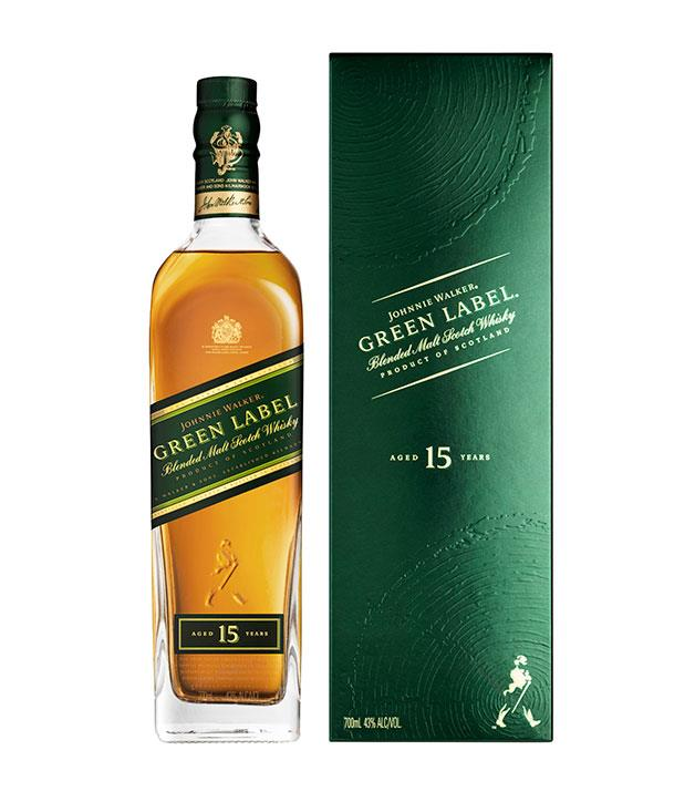 """**Johnnie Walker Green Label** Pick up a bottle (this Johnnie Walker Green Label, for example, $69.95) for dad at [Vintage Cellars](http://www.vintagecellars.com.au """"Vintage Cellars"""") this Father's Day and have it engraved with a personal message for free.  **SPONSORED**"""