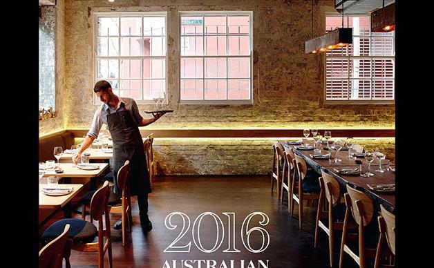 2016 Gourmet Traveller Restaurant Guide