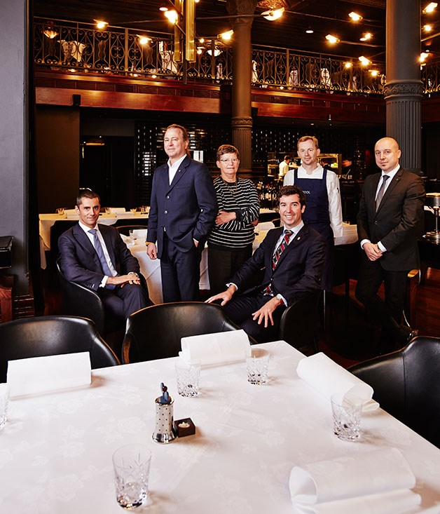 "**Restaurant of the Year** [Rockpool, Sydney](/{localLink:26110} ""Rockpool, Sydney"")  Photography Andrew Finlayson"