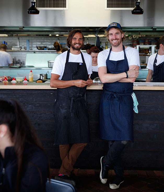 "**REGIONAL RESTAURANT OF THE YEAR** [Three Blue Ducks, Byron Bay](http://www.gourmettraveller.com.au/dining-out/restaurant-reviews/three-blue-ducks-byron-bay-7073|target=""_blank"")  Photography William Meppem"