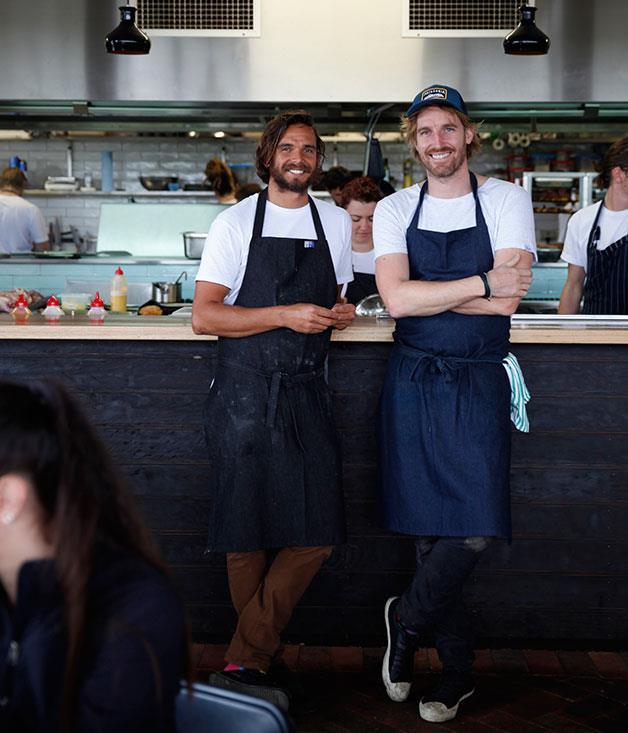 "**REGIONAL RESTAURANT OF THE YEAR** [Three Blue Ducks, Byron Bay](http://www.gourmettraveller.com.au/dining-out/restaurant-reviews/three-blue-ducks-byron-bay-7073|target=""_blank"")  Photography William Meppem"