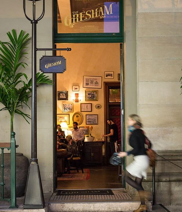 **Bar of the Year** The Gresham, Brisbane  Photography AJ Moller