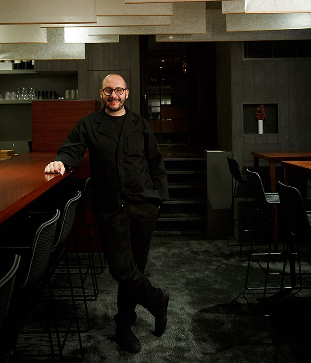 "**Sommelier of the Year** Raffaele Mastrovincenzo, [Kappo, Melbourne](/{localLink:33255} ""Kappo, Melbourne restaurant review"")  Photography Marcel Aucar"